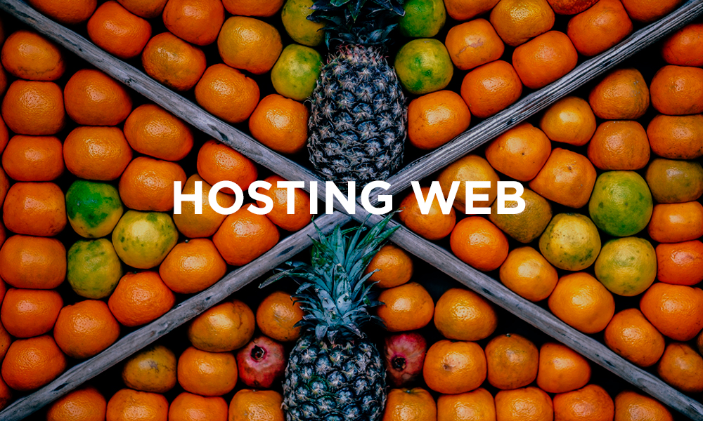 Hosting compartit web