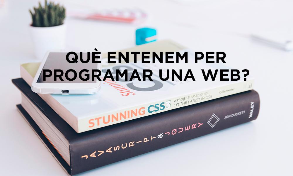 Llenguatges de programació web