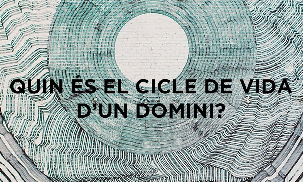 cicle de vida domini