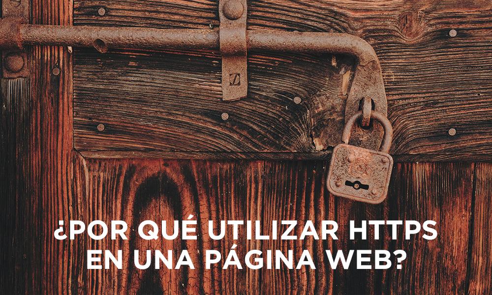 Utilitzar HTTPS en páginas web