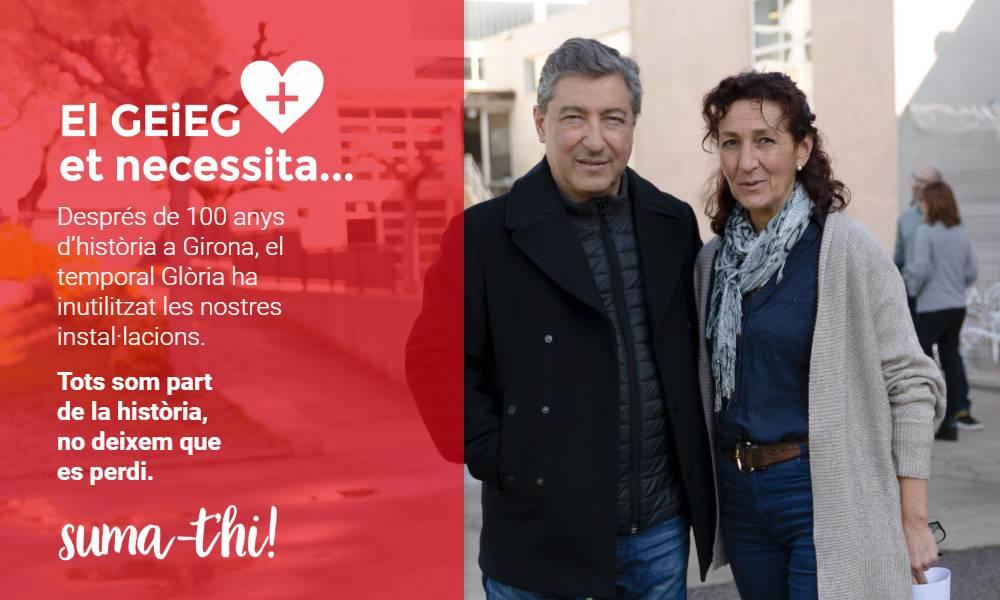 Campanya donacions GEiEG